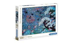 Clementoni puzzle 500 HQC, Dancing with the stars (35074)