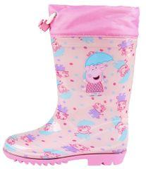 Disney dekliški škornji Peppa Pig 2300004449, 22, roza