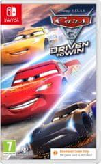 Warner Bros Cars 3: Driven to Win igra (Switch)