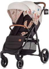 KinderKraft puschair GRANDE LX bird otroški voziček
