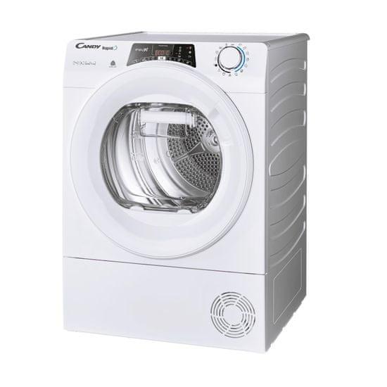 Candy sušička prádla RO4 H7A1TEX-S