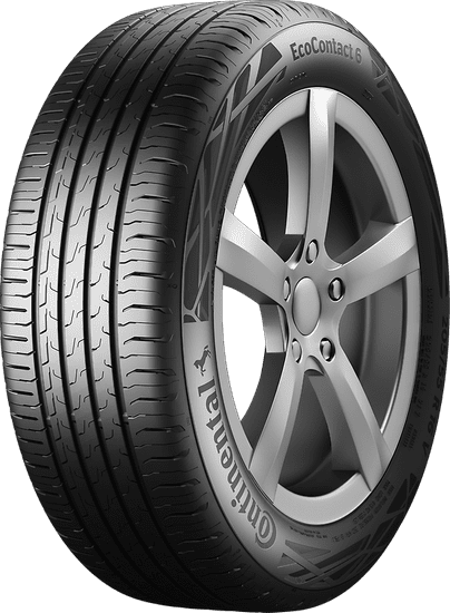Continental letne gume 165/60R14 75H EcoContact 6