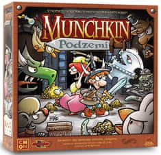 ADC Blackfire Munchkin: Podzemí
