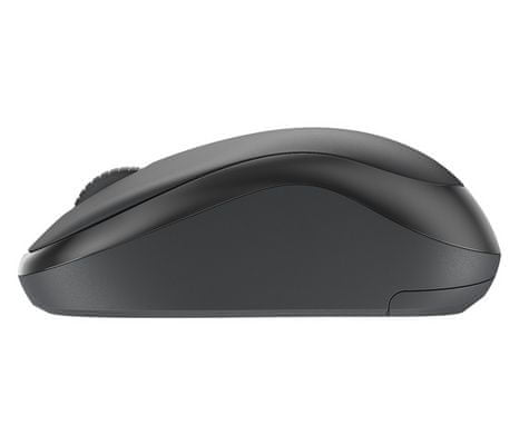 Logitech MK295 Silent Wireless Combo tipkovnica i miš, grafitna boja, HRV