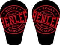 Benlee Lapy BENLEE ABINGTON PU - černo/červené