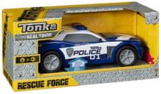 Tonka policijsko vozilo z lučmi in zvoki, modra