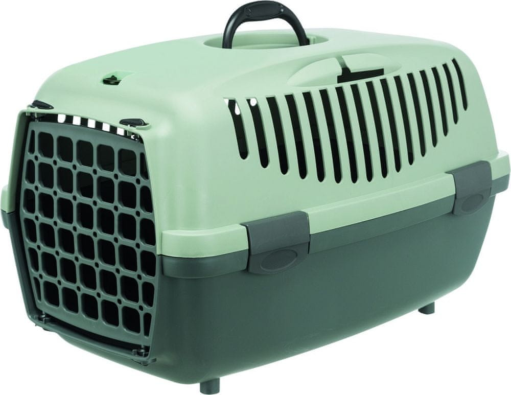 Trixie Be Eco Capri 1 transportní box XS 32x31x48cm, antracit/šedo-zelená