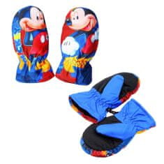 "SETINO Fantovske rokavice ""Mickey Mouse"" - modra - 5–6 let"