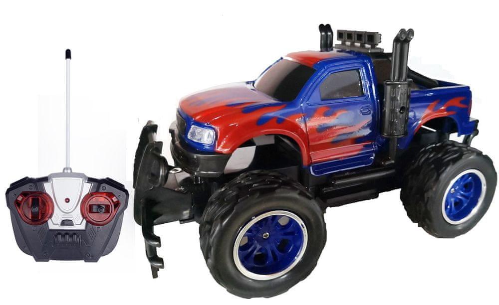 Lamps RC Auto jeep Super power 1:16
