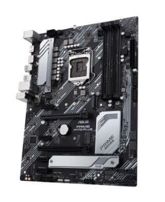 Asus MB Prime H470-Plus osnovna plošča, LGA 1200, DDR4, ATX