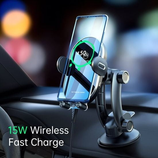 Mcdodo Space Series 15W Wireless Charger Black