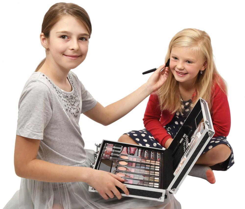 Mac Toys Kufřík s dekorativní kosmetikou velký