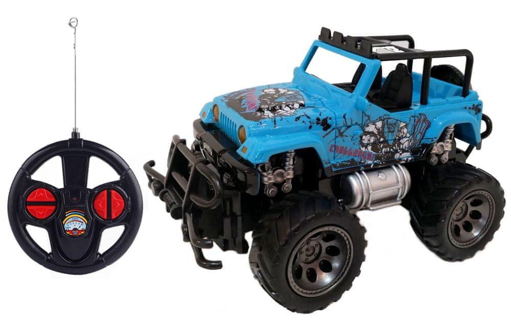 Lamps Auto jeep RC 1:24