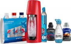 SodaStream SPIRIT Red SPORT GAMES