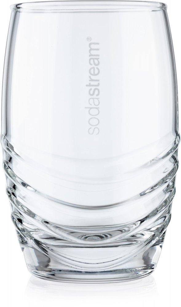 SodaStream výrobník sody Crystal White EXTRA PACK