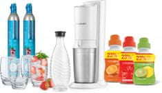 SodaStream Crystal White EXTRA PACK