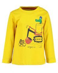 Blue Seven chlapecké tričko žlutá 68