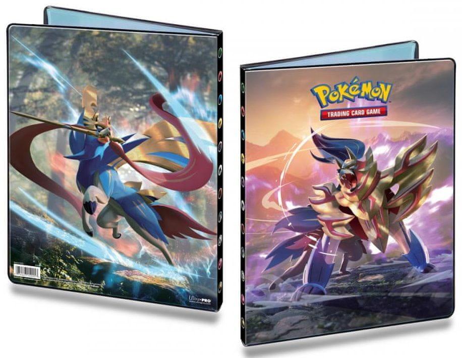 Pokémon Sword and Shield - A4 album na 252 karet