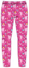 """Eplusm Dievčenské legíny """"Peppa Pig"""" - ružová - 128 / 7–8 rokov"""