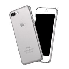 hoco. transparentný obal na telefón 6957531040811 light series pre iPhone 7 Plus, 8 Plus Čierna