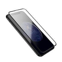 hoco. ochranné temperované sklo 6957531090922 A12 nano 3D full screen pre iPhone XS Max Čierna