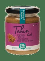TerraSana Pasta ~ sezamová Tahini tmavá (250 g)