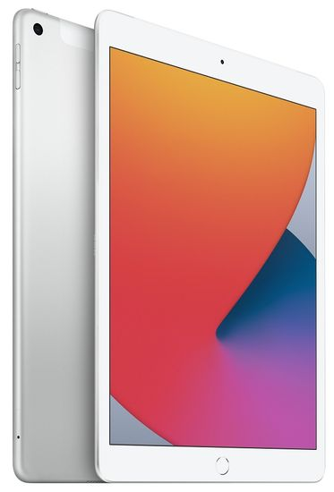 Apple iPad 2020, Wi-Fi, 32GB, Silver (MYLA2FD/A)