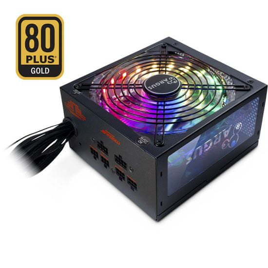 Inter-tech Argus RGB-750W CM II napajalnik, 80PLUS Gold, ATX