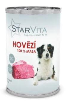 Starvita konzerva hovězí mleté 15x400 g