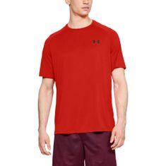Under Armour Tech športna majica, moška, M, rdeča