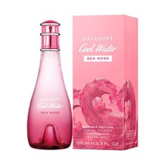 Davidoff Cool Water Woman Sea Rose Mediterranean Summer Edition toaletna voda, 100 ml