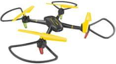Mac Toys Dron s kamerou - žltý - zánovné