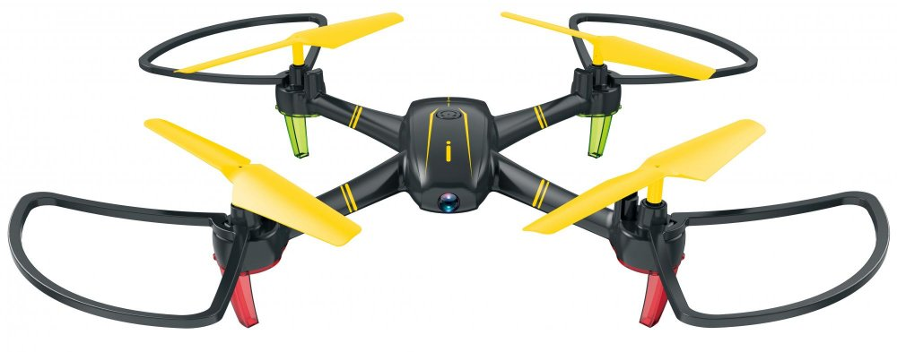 Mac Toys Dron s kamerou - žlutý