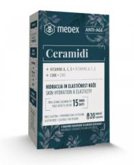 Medex Ceramidi kapsule, 20 kosov