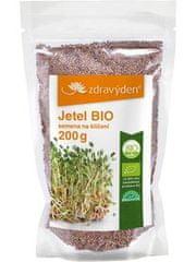 Zdravý den Jetel BIO - semena na klíčení 200g