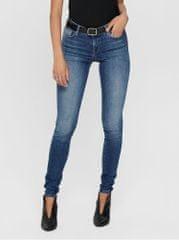 ONLY modré skinny fit džíny Shape Life S
