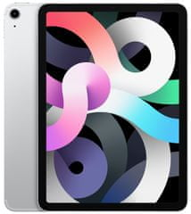 Apple iPad Air 2020, Wi-Fi, 64GB, Silver (MYFN2FD/A)