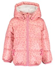 Blue Seven dekliška bunda, roza, 80
