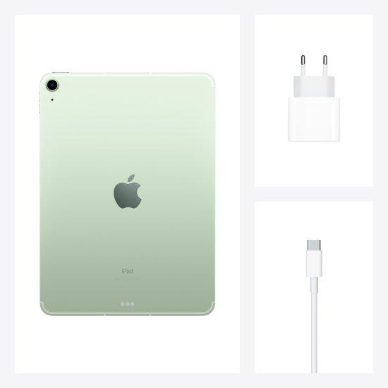 Apple iPad Air 2020, Wi-Fi, 64GB, Green (MYFR2FD/A)