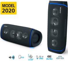 Sony SRS-XB43 brezžični zvočnik, črn