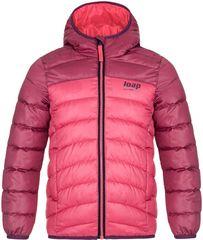 Loap Inbelo lány téli kabát, 128, rózsaszín