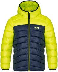 Loap Inbelo fiú téli kabát, 116, sárga