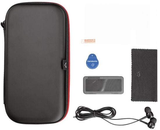 Trust GXT 1241 Tidor XL Accessory Pack for Switch Lite 23739, černý