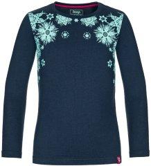 Loap Badonna dekliška majica, 152, modra