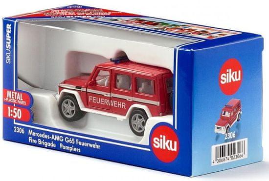 SIKU Super 2306 gasilski avto