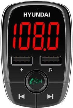 HYUNDAI FMT 380 BT CHARGE, fekete