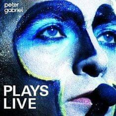 Gabriel Peter: Plays Live (2x LP) - LP