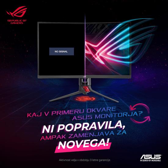 Asus VP28UQGL monitor, 71,1 cm (28'')