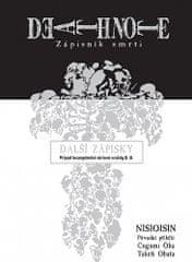Cugumi Óba: Death Note - Zápisník smrti 13: Další zápisky - Případ losangeleské sériové vraždy B. B.