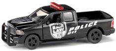 SIKU Super 2309 auto US polícia Dodge RAM 1500